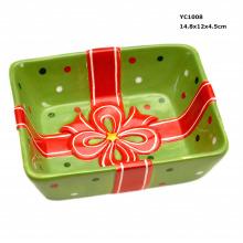 Ceramic Gift Candy Dish para Atacado