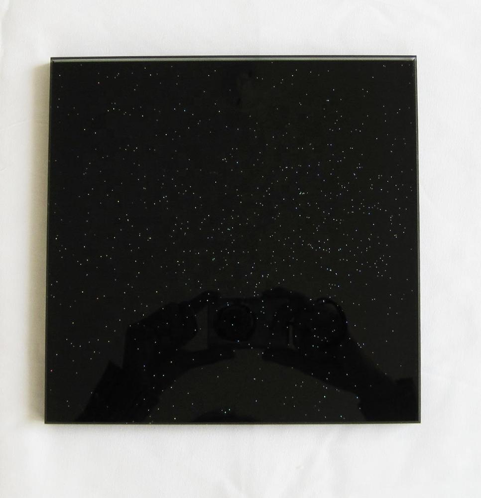 Customer-Color 5mm 6mm Toughened lacquered glass sheet