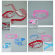 medical disposable vinyl identification tape for mother and infant