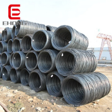 rolling mill ms wire rod 5.5mm 6.5mm sae 1006 sae 1008 low carbon hot rolled steel ms wire rod price in coils