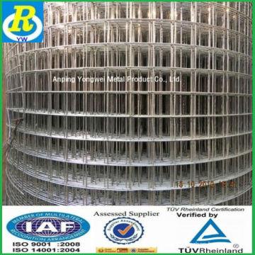 Um ping fábrica soldada malha de arame / malha de arame de construção / malha de reforço de aço