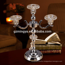 Home classic decoration candlelight holder,antique traditional style candle holder