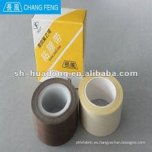 Alta temperatura de Changfeng PTFE cinta 0,13 mm * 30 mm * 10 m