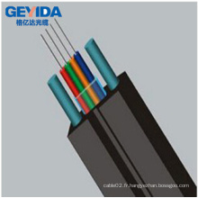 FTTH Drop Fiber Optic Ribbon Cable