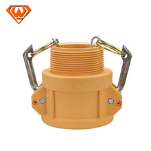 fabriqué en Chine raccord rapide hydraulique connecter adaptateur raccord de tuyau