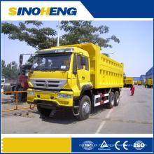 Sinotruk Golden Prince Camion à benne basculante pour l'exploitation minière