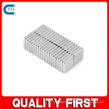 Hecho en China Fabricante y fábrica $ Proveedor Alta calidad Fuerte Ndfeb Magnet Block