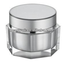 Jar de la noche de Octagon para el empaquetado cosmético