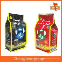 Printintg impermeável à prova de humidade pastic saco com zíper