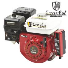4 Stroke Single Cylinder Portable Electric Start Gasoline Engine