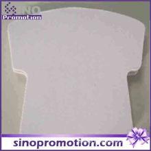Branco de alta qualidade PVC Silicone Coasters Cup Mat