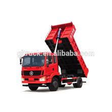 Camión de carga automática 4X2 Dayun para una capacidad de carga de 5-15T