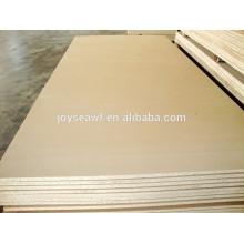 1220*2440mm E0 glue poplar chipboard