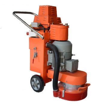 220v Elektrik Konkrit Epoxy Floor Grinder Polisher