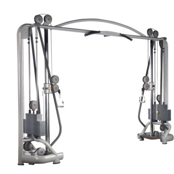 Gym Fitness Apparatuur Professionele kabel Crossover