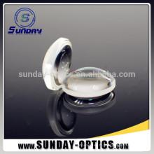 lentilles optiques à dôme optique N-BK7 en verre lentilles sphériques convexes-concaves