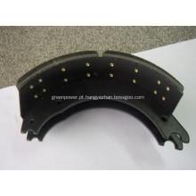 Freio profissional / freio de calçados / forro de freio para Benz / Scania / Volvo, / SAF / BPW / MORE