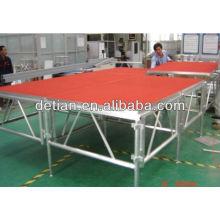 Im Freienkonzertstadiumaluminiumbühnenbindersystem für Verkauf Im Freienkonzertstadiumsaluminiumbühnenbindersystem für Verkauf