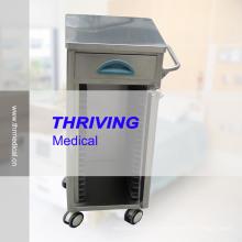 Chariot de dossier des dossiers individuels de l'hôpital (THR-SSC001)