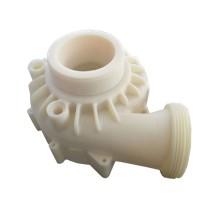 Protótipo rápido plástico de impressão 3D