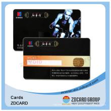 Contact Card IC Card Memory CPU Series Card