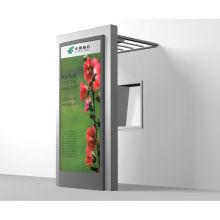 Cabine ATM semi-ouverte ATP-16