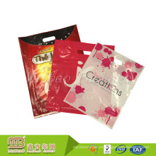 Excelente calidad fabricante Biodegradable compras diseño su propio logo bolsa de plástico importado de China