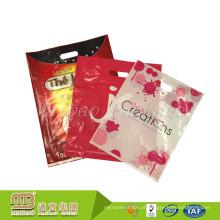 Fabricante de qualidade excelente design de compras biodegradável seu próprio logotipo saco de plástico importado da China