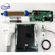 L'utilisation à la maison coûteuse OEM pack Corée professionnel 808nm diode laser épilation permanente