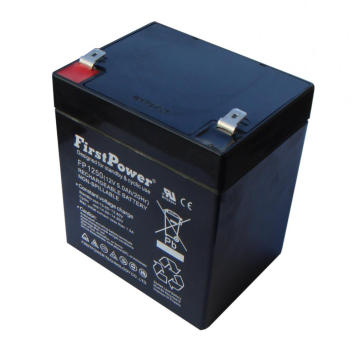 Reservgaffeltruck Deep Cycle Battery 12V5AH