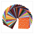 Colorful Needle Punched Polyester Industrial Felt