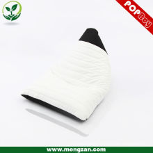 high-end beanbag lounge bed , penguin triangle beanbag lounge bed