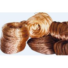 Bulk Copper Wire Scrap 99% 99,9% / Sucata de fio de cobre