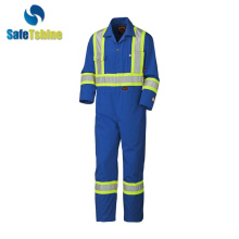 Workwear keselamatan Flame Retardant high reflective