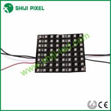 8*8cm smd3535 rgb ws2811 led matrix 5v