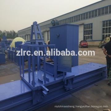 Large FRP GRP Chemney Tank Winding Machine