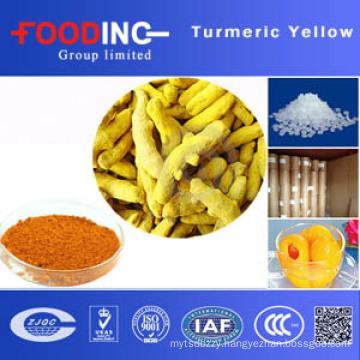 Food Suplyment Natural Yellow Turmeric Exact 95%Curcumin From Fromturmeric Root