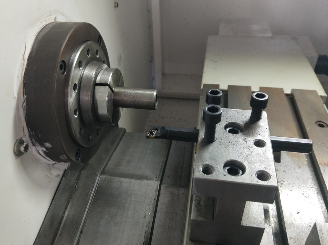 cnc lathe for metal