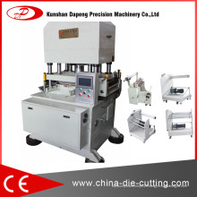 Machines hydrauliques de découpage de papier de papier d'aluminium de type hydraulique