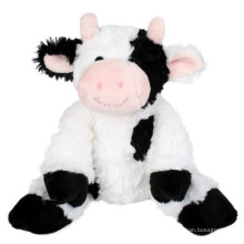 cow plush bank for promotion