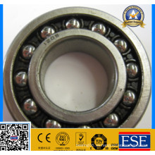 Rodamientos de bolas autoalineables de alta precisión 1205 25 * 52 * 15 mm