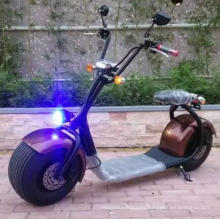 Green Travelling Electric Scooter City Coco Electric Skateboard