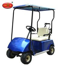 China made 2 seat battery powered electric aluminum golf cart