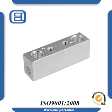 Piezas mecanizadas de aluminio extruido de precisión