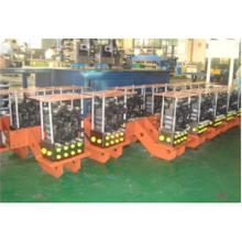Neuartiges Hydrauliksystem für Gummimaschinen