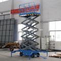 China Fabrik Versorgung 4-20 m hydraulische bewegliche Scherenhebebühne