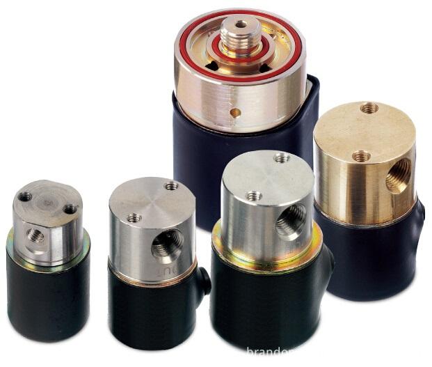 cryogenic solenoid valve