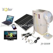 Système d'énergie solaire de maison de CE pratique; générateur solaire system(JR-GD360W)