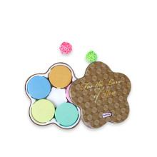 10PCS New Macaron Iron Box Taille normale 52mm Male Condoms Condones pour Couple