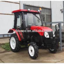 Tracteurs agricoles 120hp